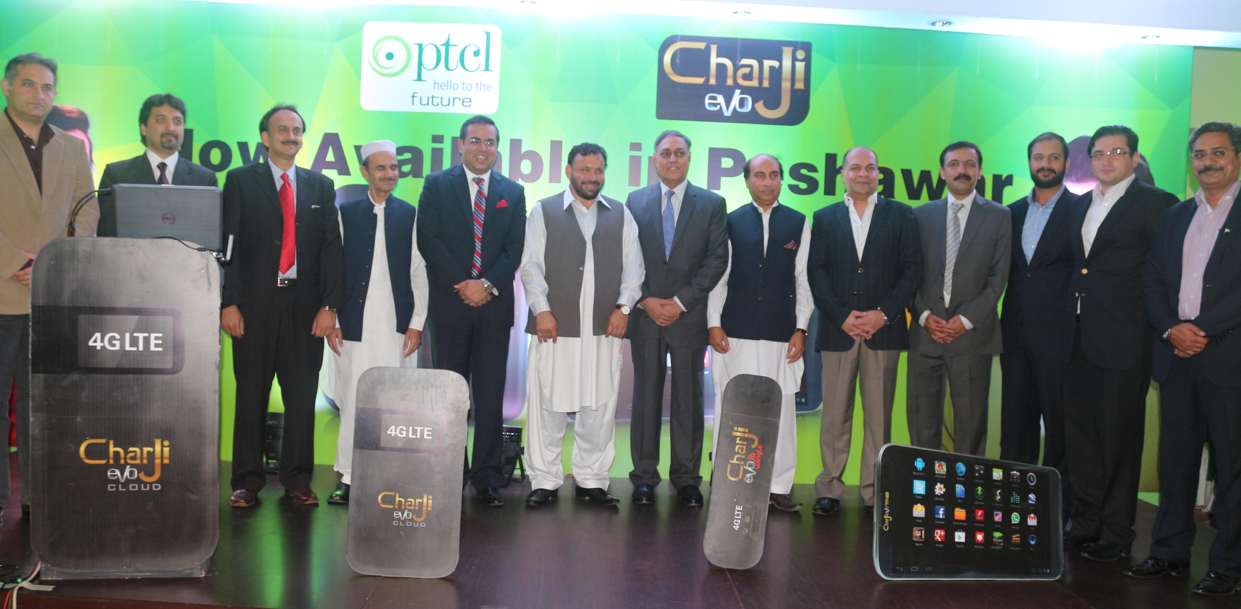 Charji Launch PSW
