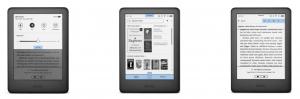 Kindle software
