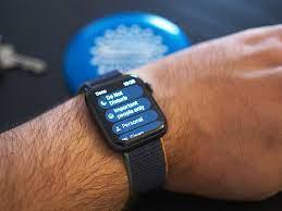 watch OS 8