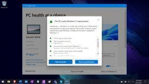The PC Health Check